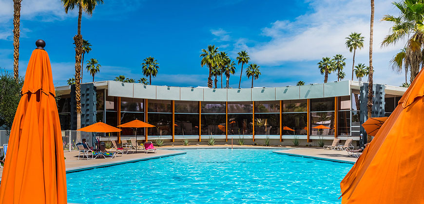 Image Number 1 for Ocotillo Lodge in Palm Springs