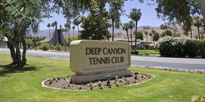 Image Number 1 for Deep Canyon Tennis Club in Palm Desert