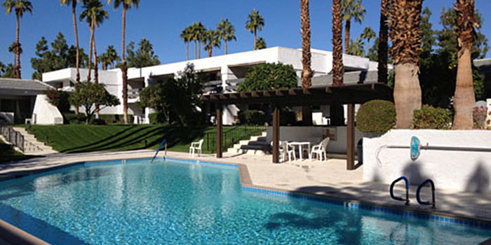 Cathedral Town Villas Palm Springs
