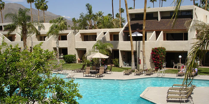 Image Number 1 for Smoke Tree Racquet Club in Palm Springs