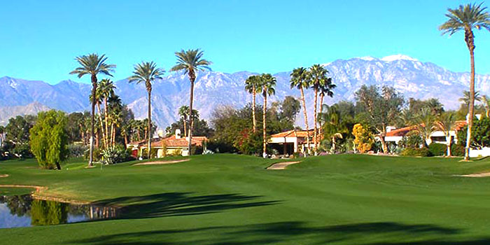 Rancho mirage country club condo community in rancho for Thunderbird golf course palm springs