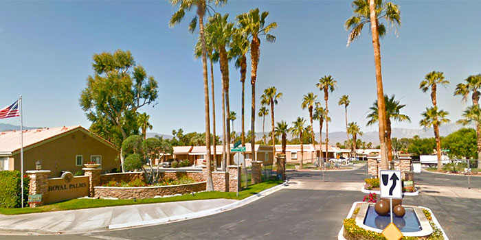 Image Number 1 for Royal Palms Condos in Palm Desert