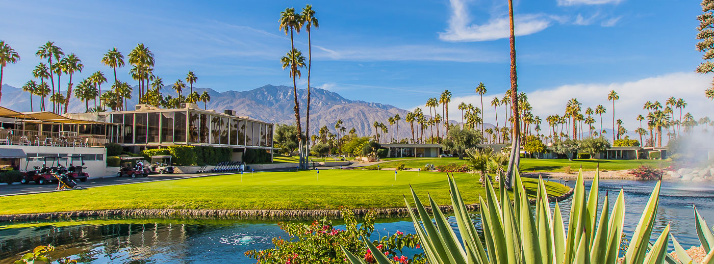 Seven lakes country club condo community in palm springs for Thunderbird golf course palm springs