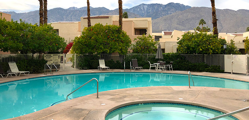 Image Number 1 for The Versailles in Palm Springs