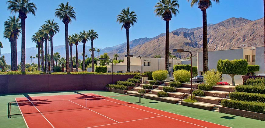 Image Number 1 for Village Racquet Club in Palm Springs