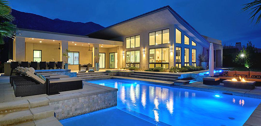 Alta Palm Springs Neighborhood Homes For Sale Palm