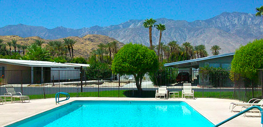 Valley Hills Mobile Home Park Pool