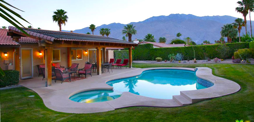 Image Number 1 for Sun Villas in Palm Springs