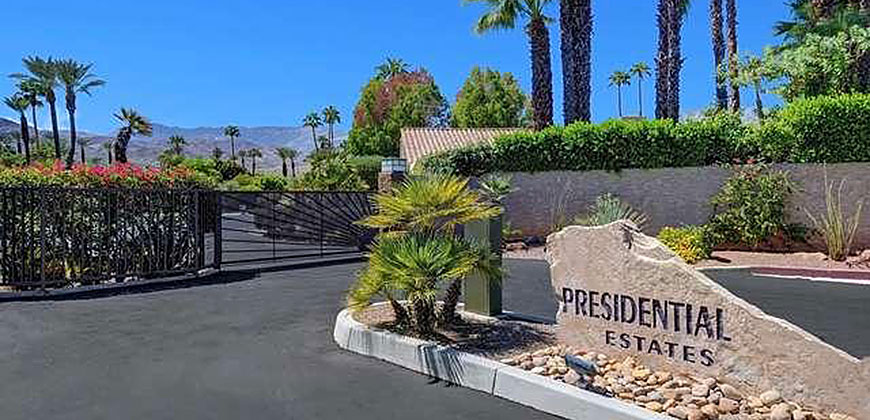 Image Number 1 for Presidential Estates in Rancho Mirage