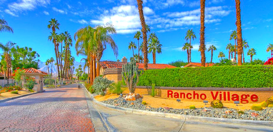 Image Number 1 for Rancho Village in Cathedral City