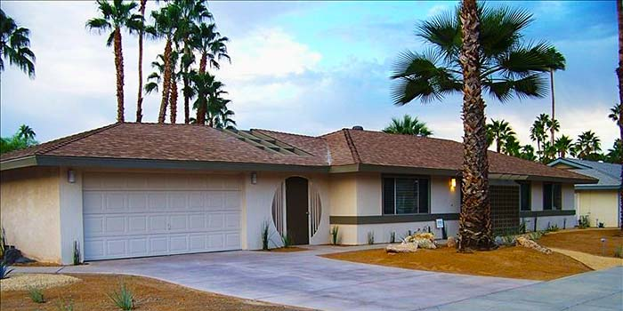 Tahquitz creek golf palm springs neighborhood homes for Thunderbird golf course palm springs