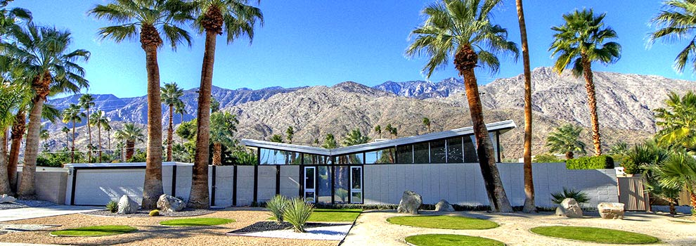 Palm springs real estate for sale homes for sale for New modern homes palm springs