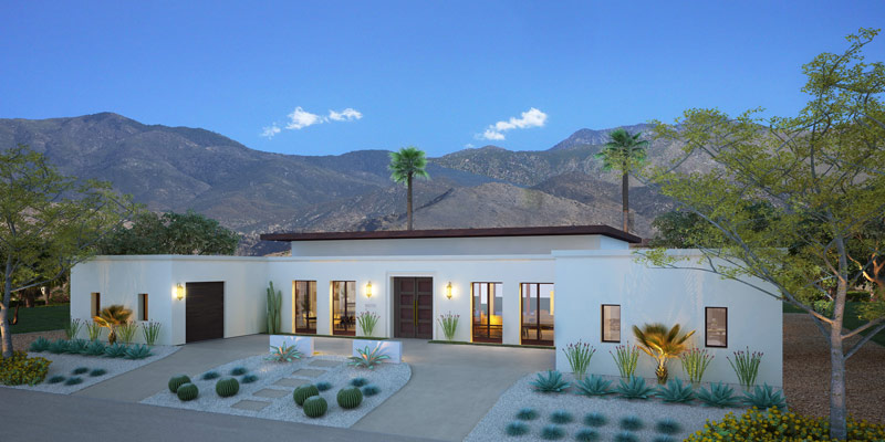 Monte sereno luxury homes in south palm springs palm for Palm springs mid century modern homes for sale