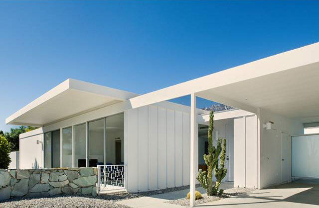 The 1962 Steel House By Donald Wexler And Richard Harrison