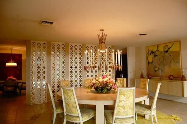 Arthur Elrod Mid-century modern Palm Springs Home