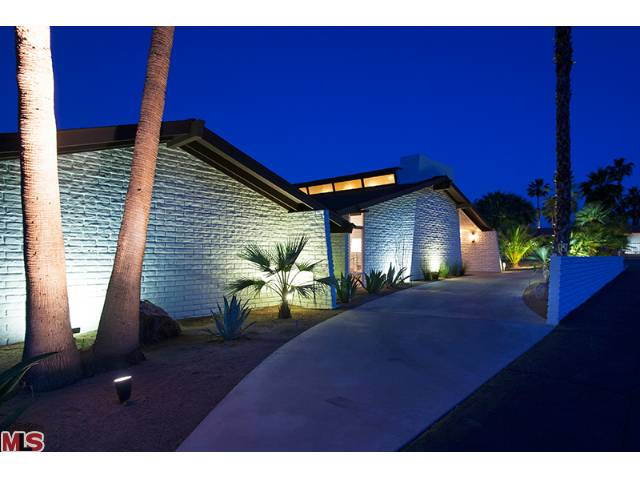 Palm Spring architectural investment real estate