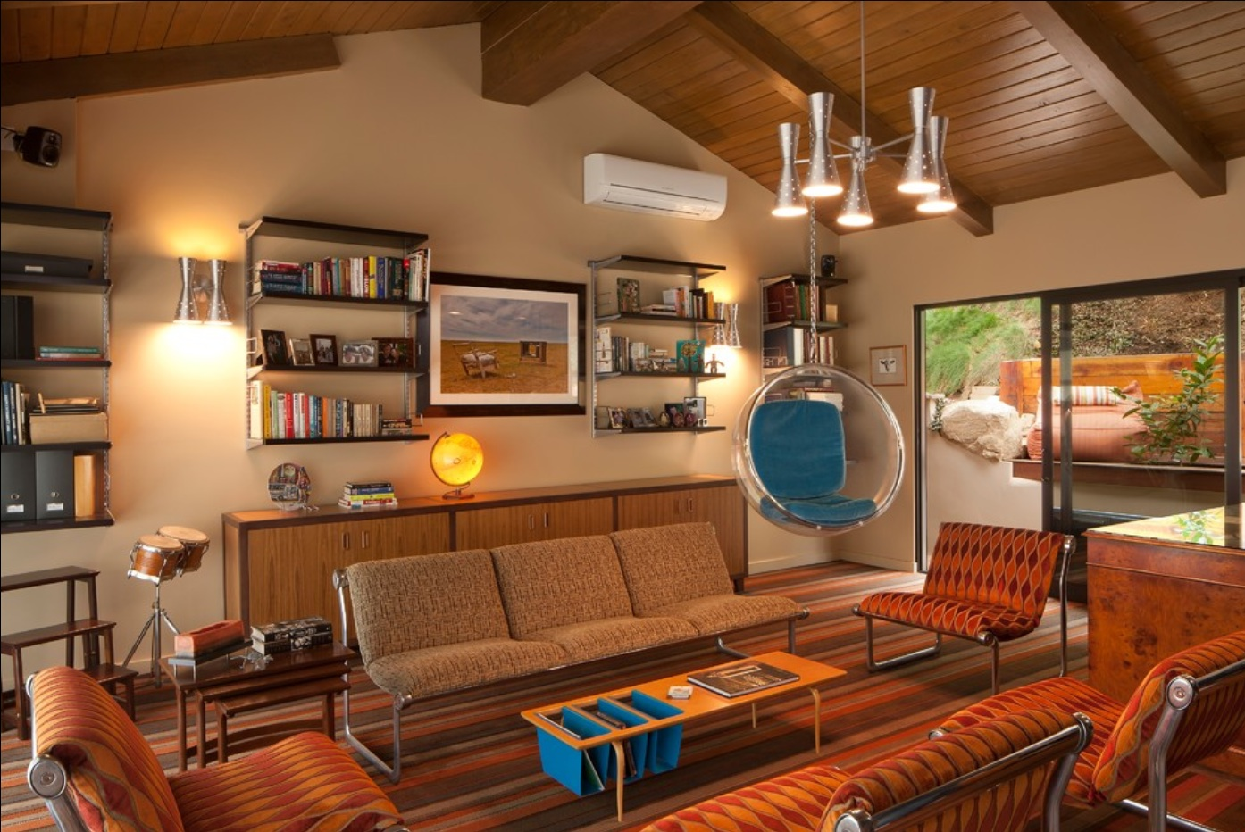 Photos of 2013 the most popular midcentury modern spaces for Modern interior