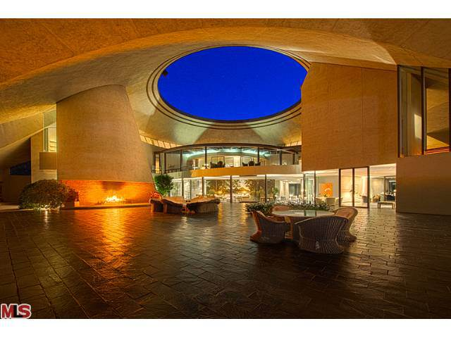 Bob Hope Famous Palm Springs House Southridge Price Lowered
