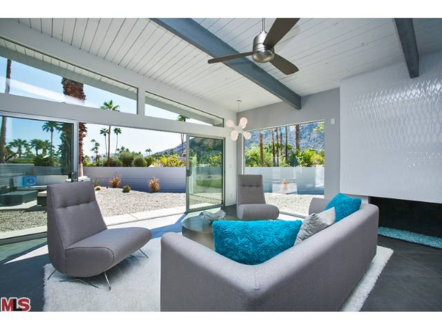 Palm Springs Luxury Mid Century Modern Real Estate in Vista Las Palmas