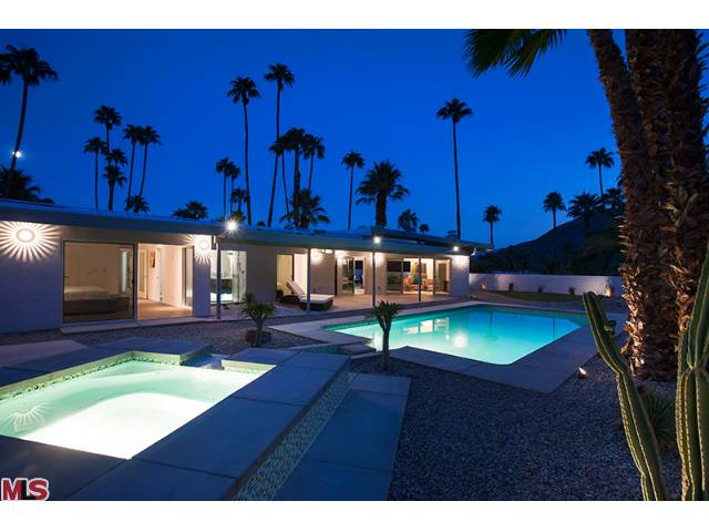 Palm Springs Luxury Real Estate for sale - Mid Century modern