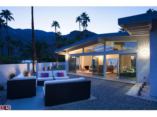 Mid Century Modern Palm Springs Real Estate Best Mls
