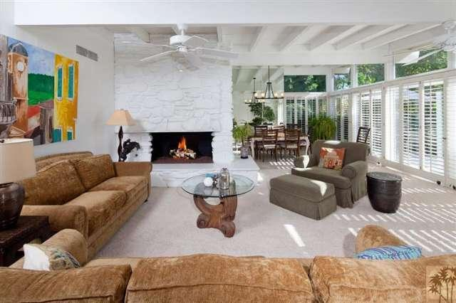 Rancho Mirage mid century modern Real Estate for sale