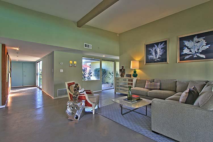 Rancho Mirage Mid-century home
