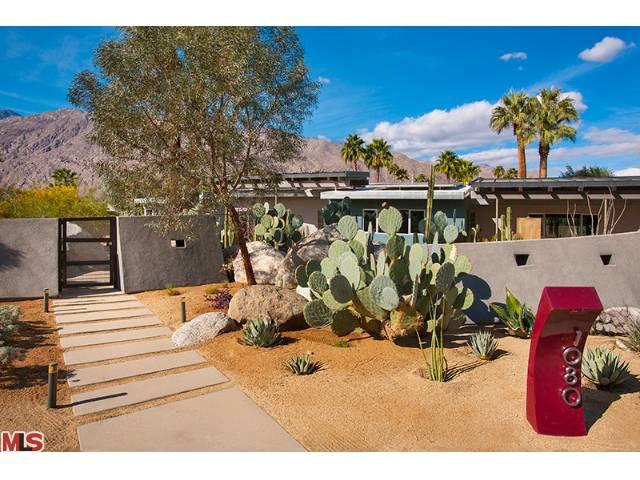 Palm Springs Desert real estate and modern homes