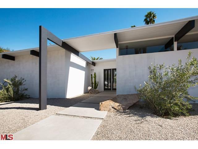 Mid century modern architecture real estate for sale for Palm springs mid century modern homes for sale