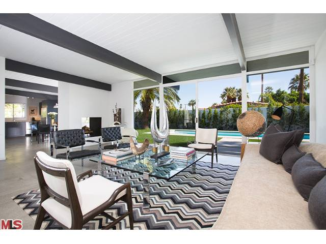 Palm Springs Luxury Mid Century Modern Real Estate for Sale