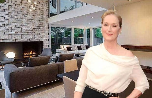 Meryl Streep flips a Los Angeles mid-century home for a great profit