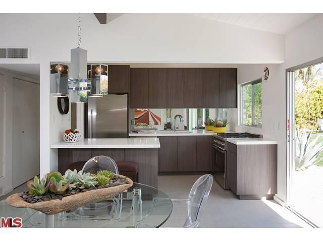 Kitchen of mid-century home in Sunrise Park