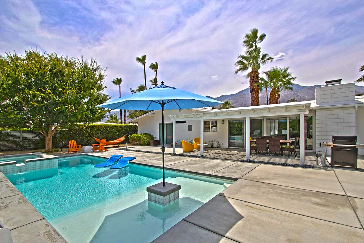 Fabulous Krisel designed Mid-century Ranch in Sunrise Park