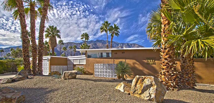 1959 meiselman mid century home for sale in palm springs for Palm springs for sale by owner