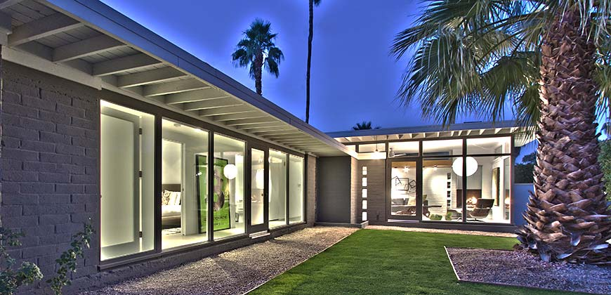 Palm Springs Homes and Condos for Sale
