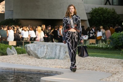Louis Vuitton launches their 2016 collection at the Bob Hope Estate in Palm Springs