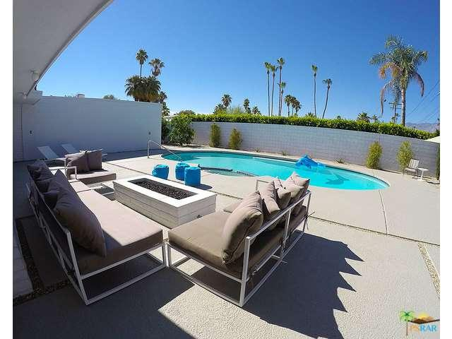 Focusing on generation x and real estate for Palm springs mid century modern homes for sale