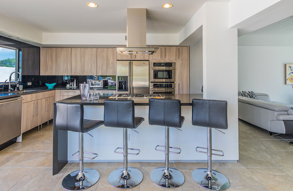 Kitchen at 404 Monterey rd, Palm Springs, CA