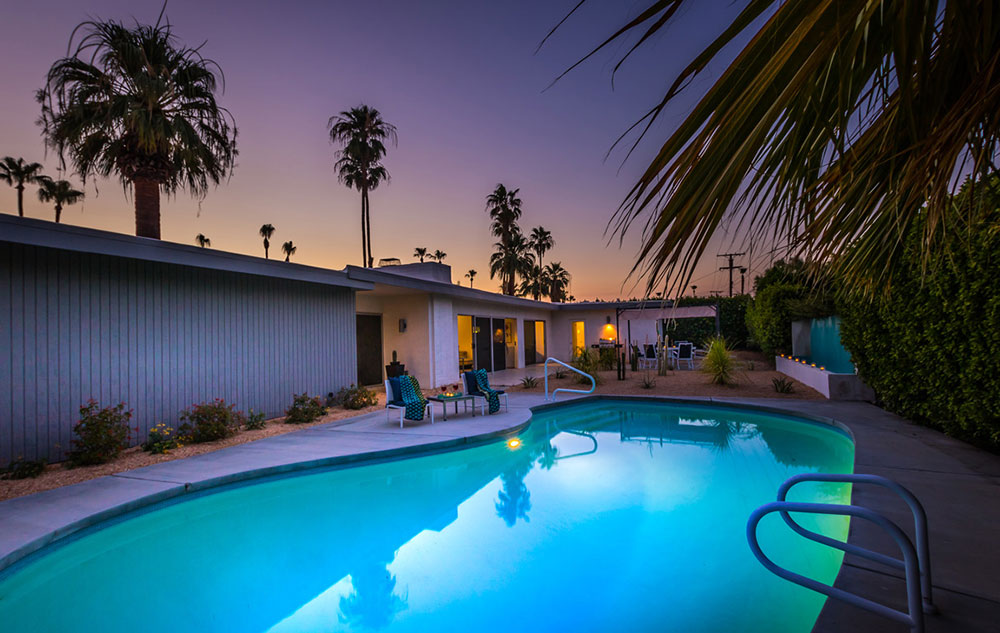 home for sale in Sunrise Park, Palm Springs