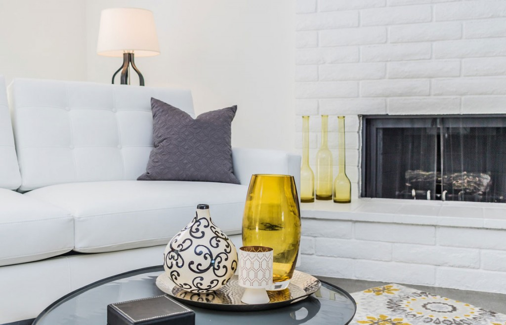 Palm Springs real estate professional staging