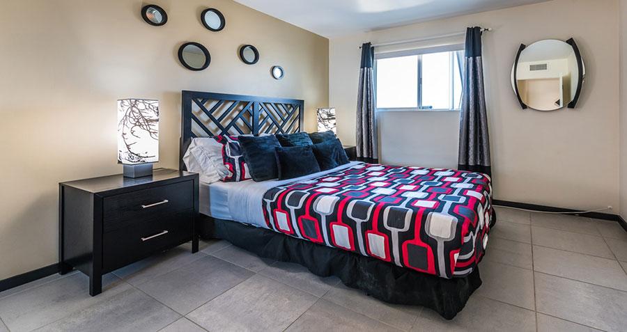 3578 Vivian Way, Guest bedroom