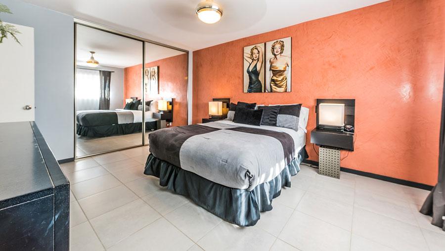 3578 Vivian Way, Master bedroom