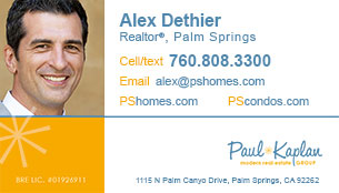 Palm Springs Real Estate Agent - Paul Kaplan Group