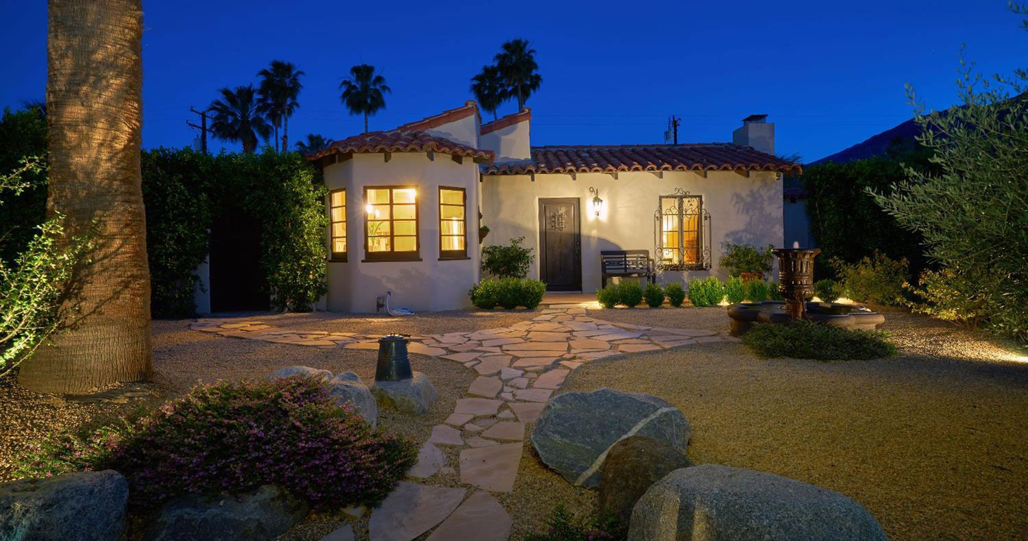 Spanish Homes For Sale, Palm Springs, Ca